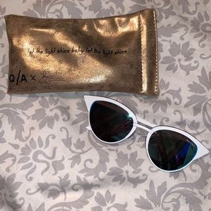 Rarely Worn Quay Australia Sunnies